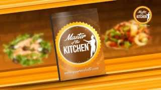 "Adobe After Effects template: ""Cooking Show"""