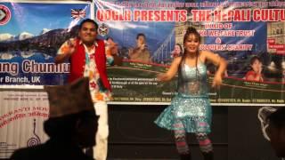 Simple Simple Kanchi Ko Dimple, Dance (Gita Rai And Shankar BC)