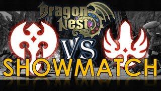 getlinkyoutube.com-SHOWMATCH #87 - MizuEggu (Gladiator) vs Orlezea (Barbarian) - Dragon Nest SEA