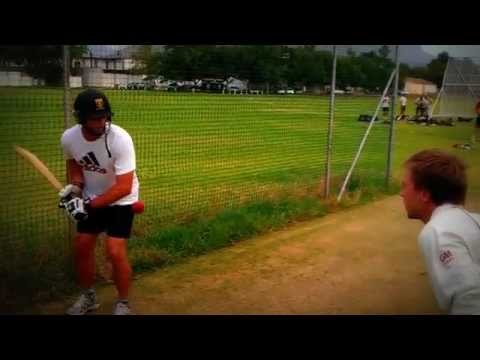 Cricket Batting Exercise - Playing the Short ball