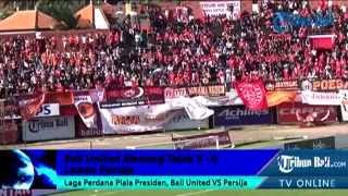 Bali United Pusam Kalahkan Persija 3-0
