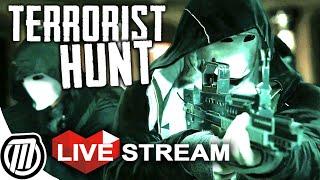 getlinkyoutube.com-Rainbow Six Siege Multiplayer: TERRORIST HUNT Gameplay | Live Stream