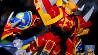 AFR - Spirit Digivolving EmperorGreymon Figure Review