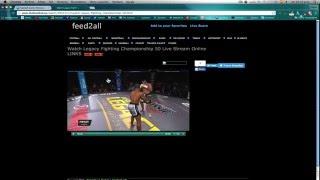 getlinkyoutube.com-La Mejor Pagina Para Ver la UFC en VIVO