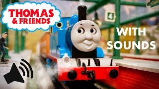 getlinkyoutube.com-Bachmann Thomas Unboxing (With Speed-Activated Sound)