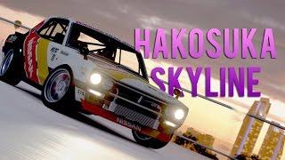 450HP TIRE SLAYER. '71 Hakosuka Skyline (Drift Build/Tune) - BDK Live   Forza Horizon 3