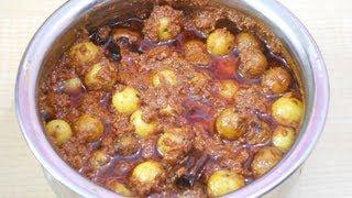 getlinkyoutube.com-Amla Pickle - Usirikaya uragaya - Telugu Vantalu