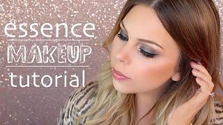 getlinkyoutube.com-Essence One Brand Makeup Tutorial Collab w/ Senay Bostancioglu