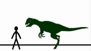 getlinkyoutube.com-Dilophosaurus walk cycle and eat test