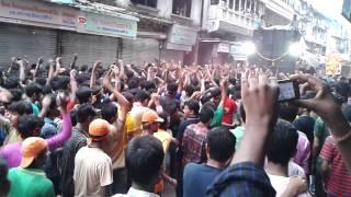 getlinkyoutube.com-Ganpati Visarjan 2013 mumbai