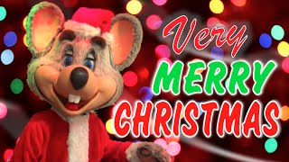 getlinkyoutube.com-Very Merry Christmas - Chuck E. Cheese's East Orlando