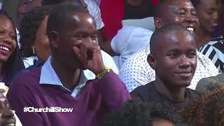 YY Comedian -Kulamba sufuria FACTS On churchill show