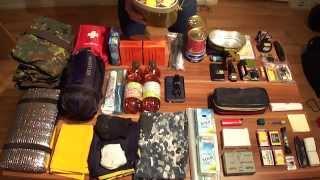 getlinkyoutube.com-Тревожный чемоданчик (куртка, рюкзак и сумка выживания)