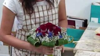 getlinkyoutube.com-Florist Singapore | Flower Arrangement : Module 1