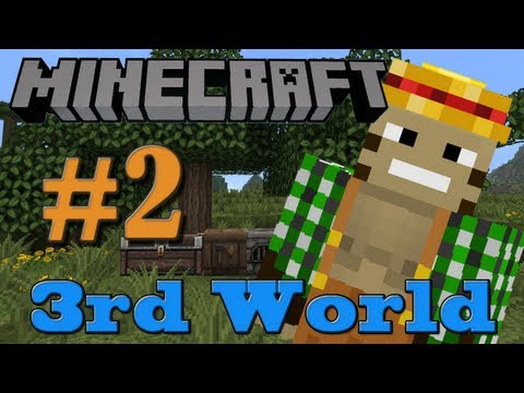 Diamonds, Dungeons, and Emeralds - Minecraft 3rd World LP #2