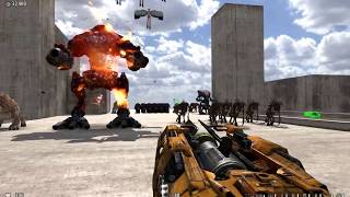 getlinkyoutube.com-Serious Sam 3 Alternative Fire Weapon mod