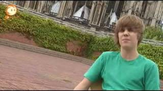 getlinkyoutube.com-Justin Bieber bei Logo. (Germany)