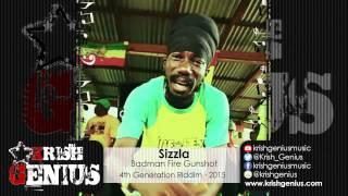 Sizzla - Badman Fire Gunshot