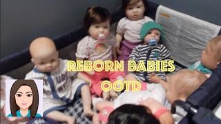 getlinkyoutube.com-Reborn Babies OOTD