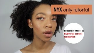 getlinkyoutube.com-Using Only NYX Make-up Tutorial