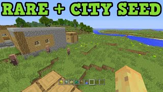 getlinkyoutube.com-Minecraft Xbox 360 / PS3 Seed: free RAREST ENCHANTMENT & City Seed