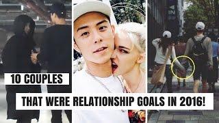 getlinkyoutube.com-10 Kpop & Korean Celebrity Couples That Were Relationship Goals in 2016