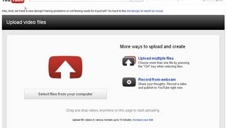 getlinkyoutube.com-How to upload a Video on youtube and Earn Money