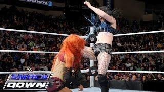 Becky Lynch vs. Paige: SmackDown, December 10, 2015