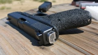 getlinkyoutube.com-Glock 19 Machine Pistol