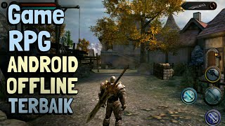 10 GAMES RPG OFFLINE ANDROID HIGH GRAPHICH TERBAIK 2018
