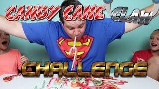 getlinkyoutube.com-Candy Cane CLAW Challenge!
