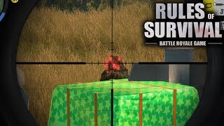 CUSTOM GAMES WITH YOUTUBERS!! Rules of Survival PC Gameplay