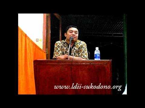 Ulama' LDII Sukodono_Seno: Dalam Hidup Harus Yaqin pada Quran Hadits