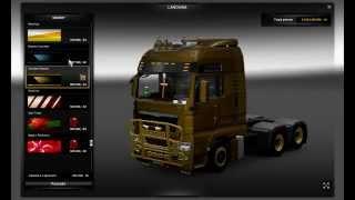 getlinkyoutube.com-Euro Truck Simulator 2 MAM TGX XXL Tuning