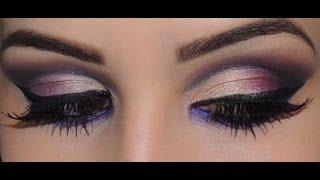 getlinkyoutube.com-Maquiagem com paleta 3D por Bruna Malheiros