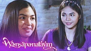 Wansapanataym: Jasmin and Daisy have the same necklace