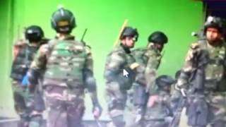 Atia Mahal Jongi Ovijan (Video: ISPR)