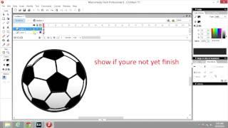 getlinkyoutube.com-Macromedia Flash 8 basic tutorial