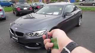 getlinkyoutube.com-2014 BMW 428i xDrive Walkaround, Start up, Tour and Overview