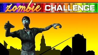 ZOMBIE CHALLENGE ★ HIGHWIRE ACT (Call of Duty Zombies)