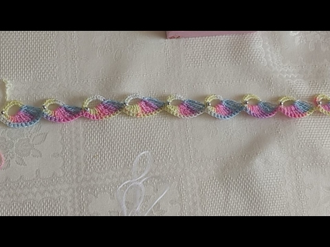 Cordón en crochet (tiara, vincha, gargantilla, pulsera, diadema) / Point lace fantasy (headband)