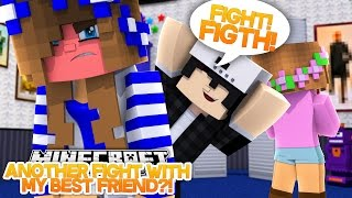 THE BIGGEST SISTER FIGHT!! w/Little Carly (Minecraft Roleplay)