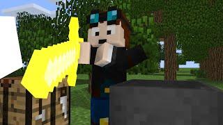 getlinkyoutube.com-Minecraft | THE ULTIMATE SWORD!! | Crazy Craft 3.0 #4 TheDiamondMinecart // DanTDM Animation