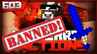 getlinkyoutube.com-Minecraft FACTIONS Server Lets Play - BANNING 10 PEOPLE! - Ep. 603 ( Minecraft Faction )