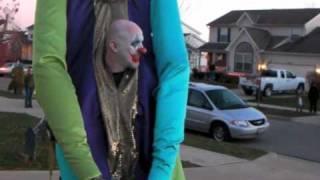 getlinkyoutube.com-Halloween 2010 - Freakshow Costume