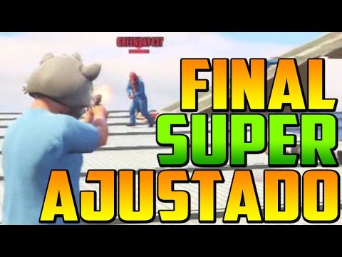 FINAL SÚPER AJUSTADO!! - Gameplay GTA 5 Online Funny Moments