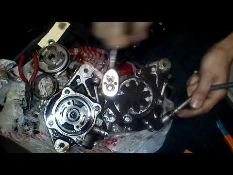 Ремонт гидроусилителя своими руками HONDA CIVIC EG