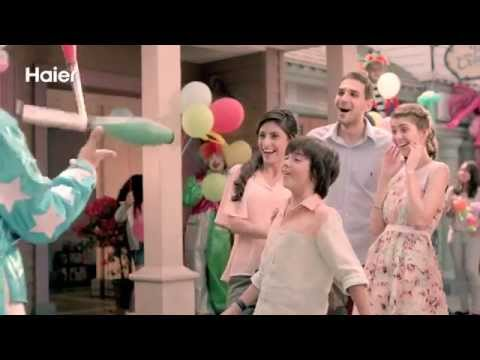 Haier Pakistan New TV Commercial