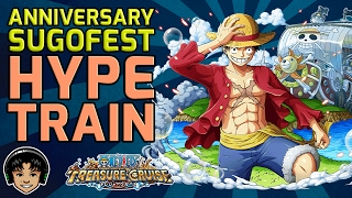 getlinkyoutube.com-2 Year Anniversary Sugofest! Extra Legends & Golds Only! [One Piece Treasure Cruise]