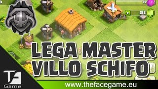 getlinkyoutube.com-VILLO SCHIFO in LEGA MASTER !! --Clash of Clans ITA--